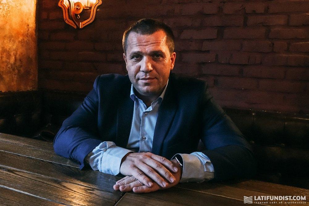 Сергей Иващук, генеральный директор «Перлина Подолья»