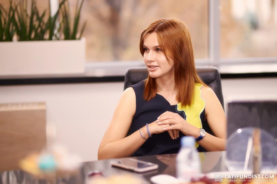 Ксения Прожогина, директор департамента управления персоналом и коммуникаций агрохолдинга «Мироновский Хлебопродукт (МХП)»