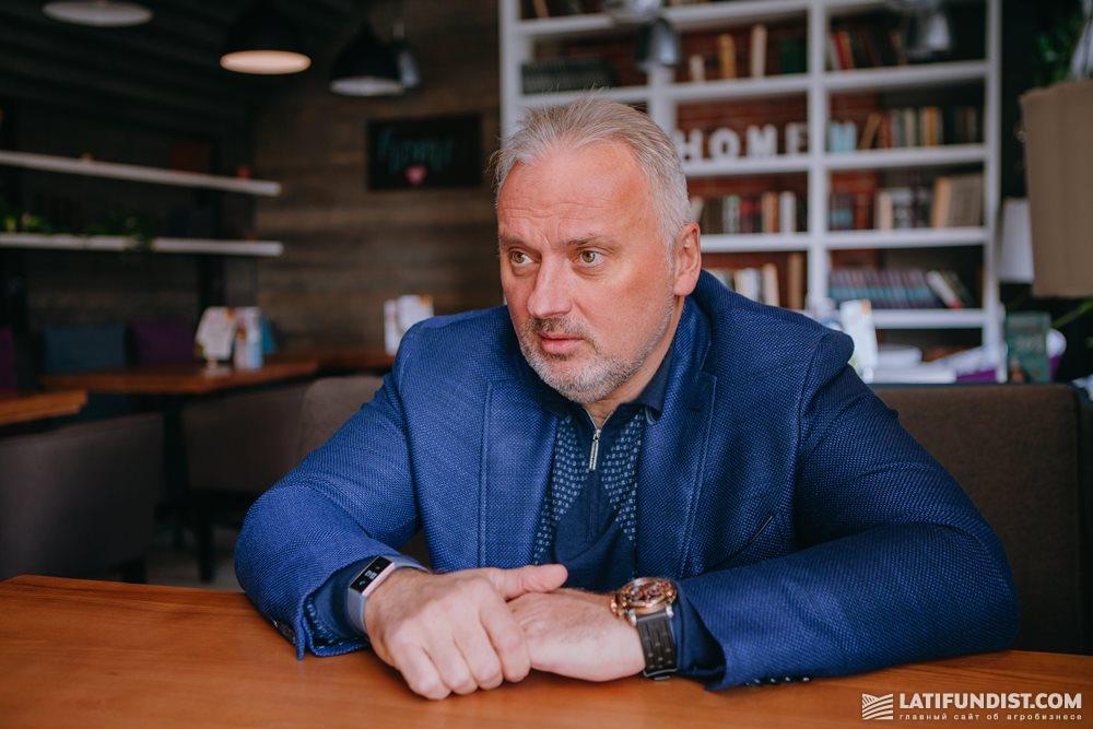 Вадим Нестеренко, основатель и председатель наблюдательного совета агрохолдинга Ristone Holdings