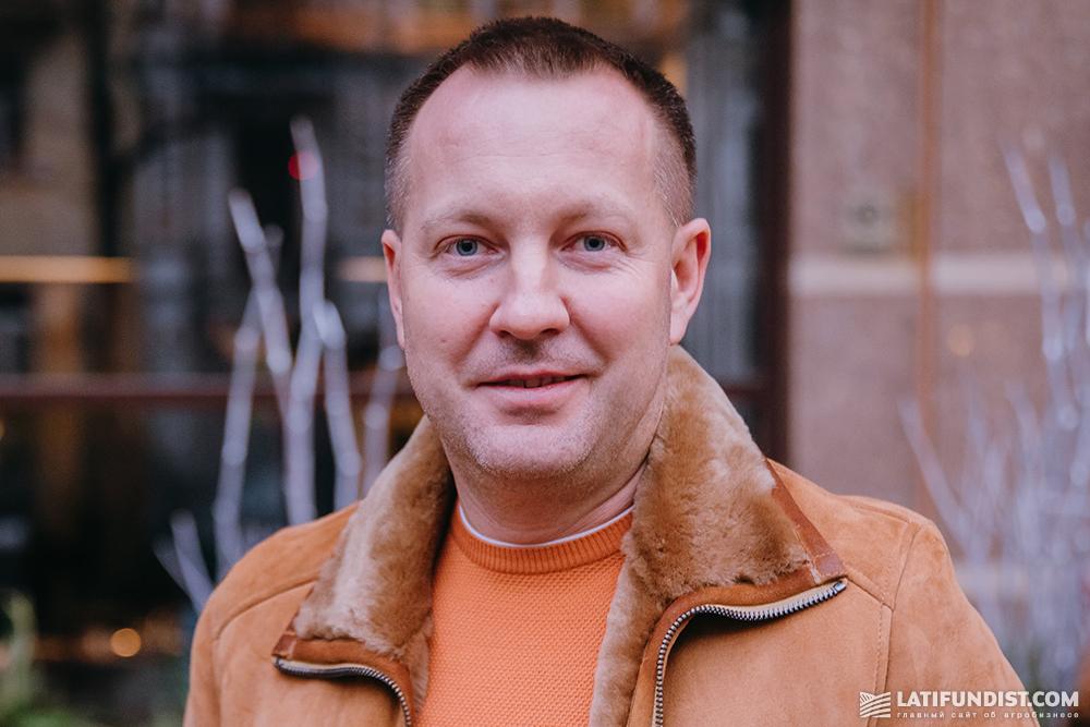 Виталий Ильченко, владелец группы компаний «UKRAVIT»