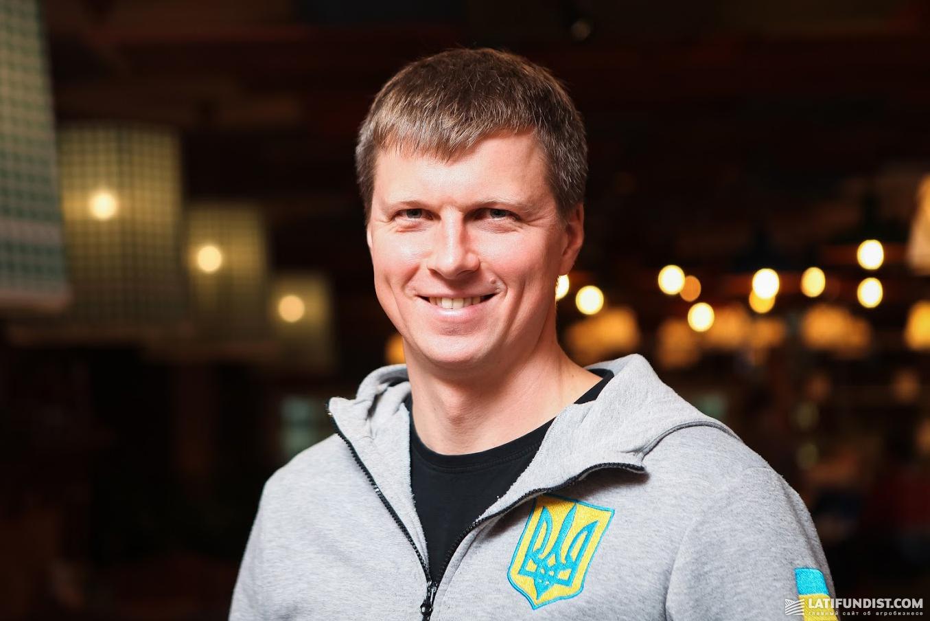 Алексей Мушак, активист земельной реформы, депутат парламента VIII созыва