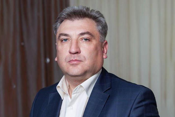 Владимир Петрина, исполнительный директор завода «Галичина»