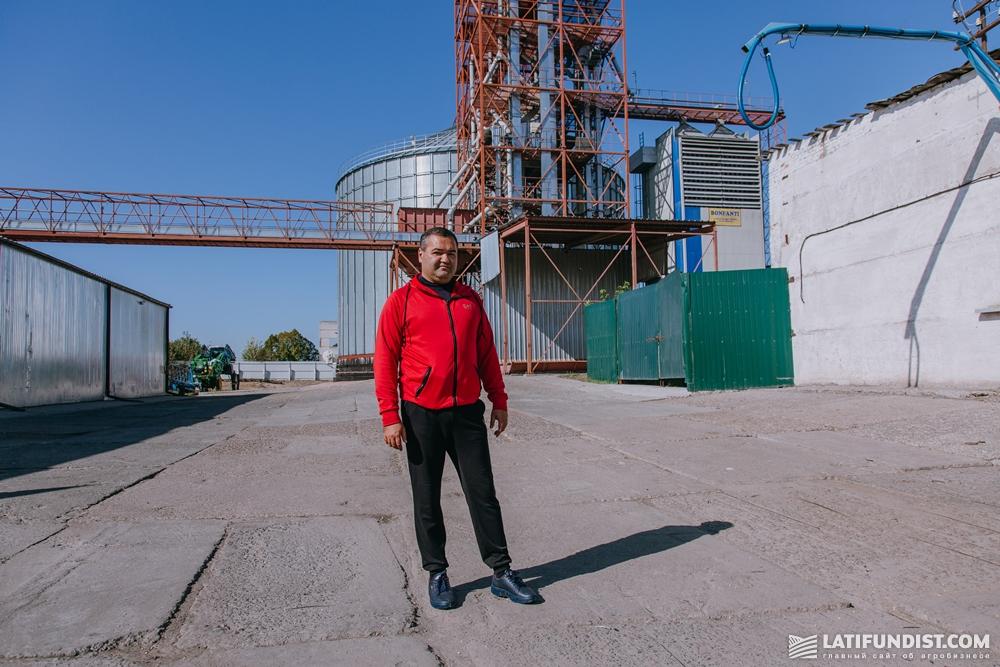 Давит Авагян, руководитель Броварского кластера A.G.R. Group