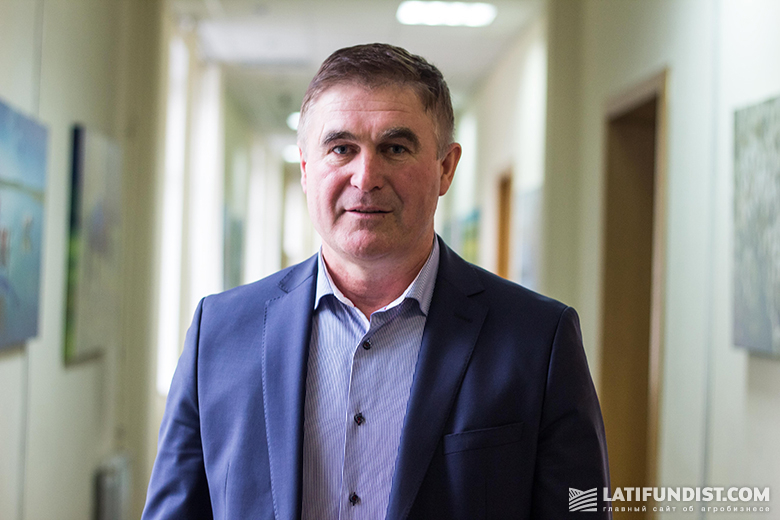 Виктор Шеремета, заместитель министра аграрной политики