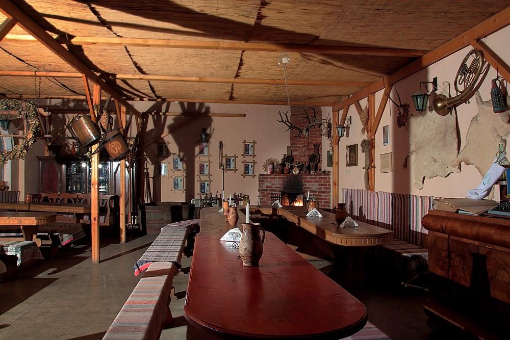 Дегустационный зал Дома вина «Берегвидек»