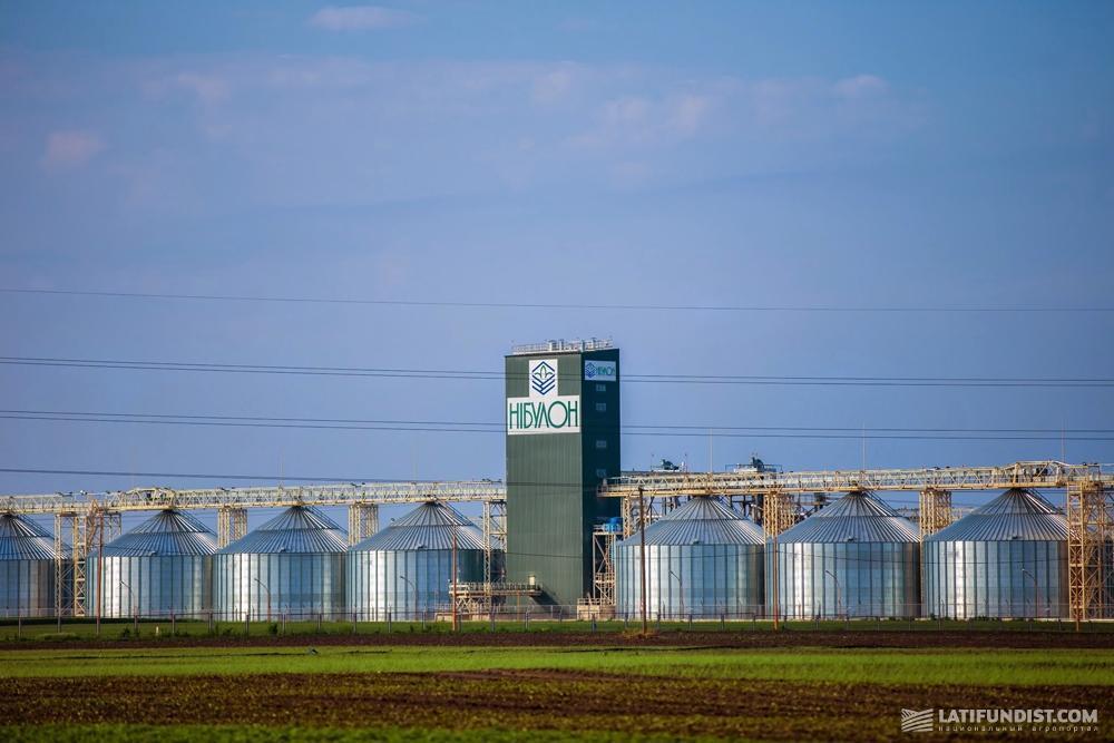 Производственные мощности агрохолдинга «НИБУЛОН»