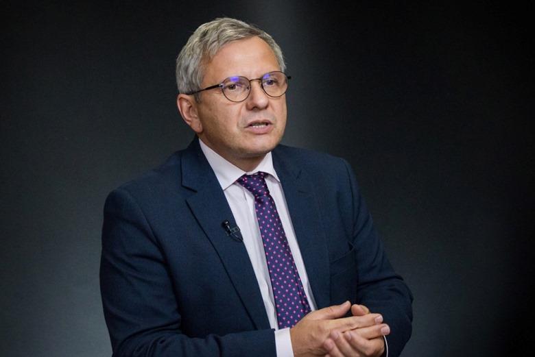 Олег Устенко, исполнительный директор фонда Блейзера, Директор Центра мировой экономики и международных отношений НАН Украины