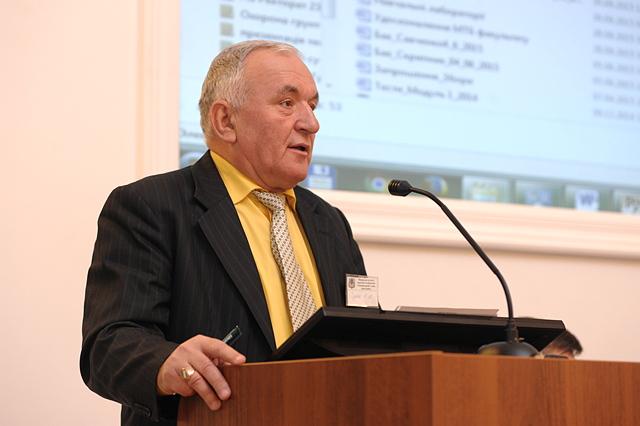 Анатолий Рудюк, начальник отдела Министерства аграрной политики и продовольствия Украины