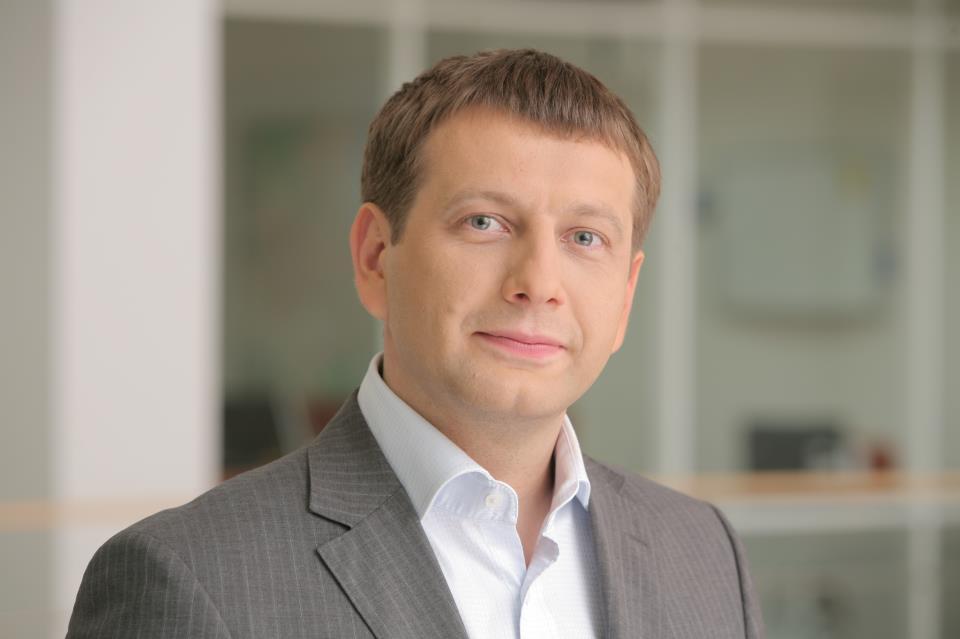 Александр Повшедный, заместитель председателя правления ProCredit Bank
