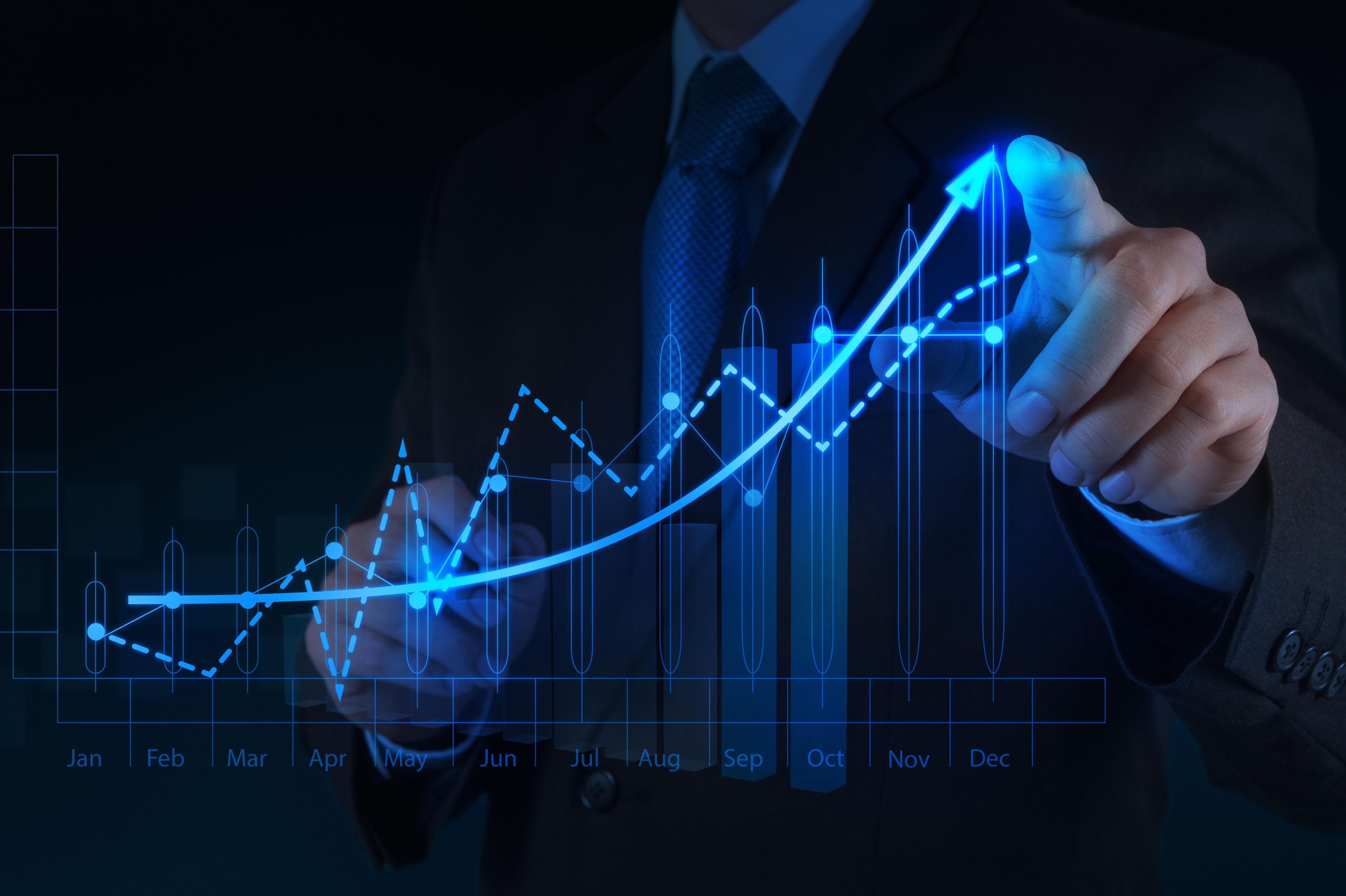 Банкиры отметили стабильный рост ВВП в Украине