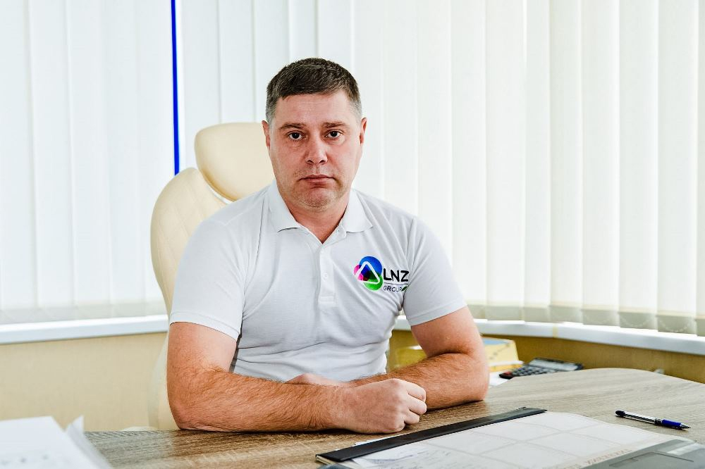Сергей Борисов, руководитель химического направления и бренда DEFENDA LNZ Group