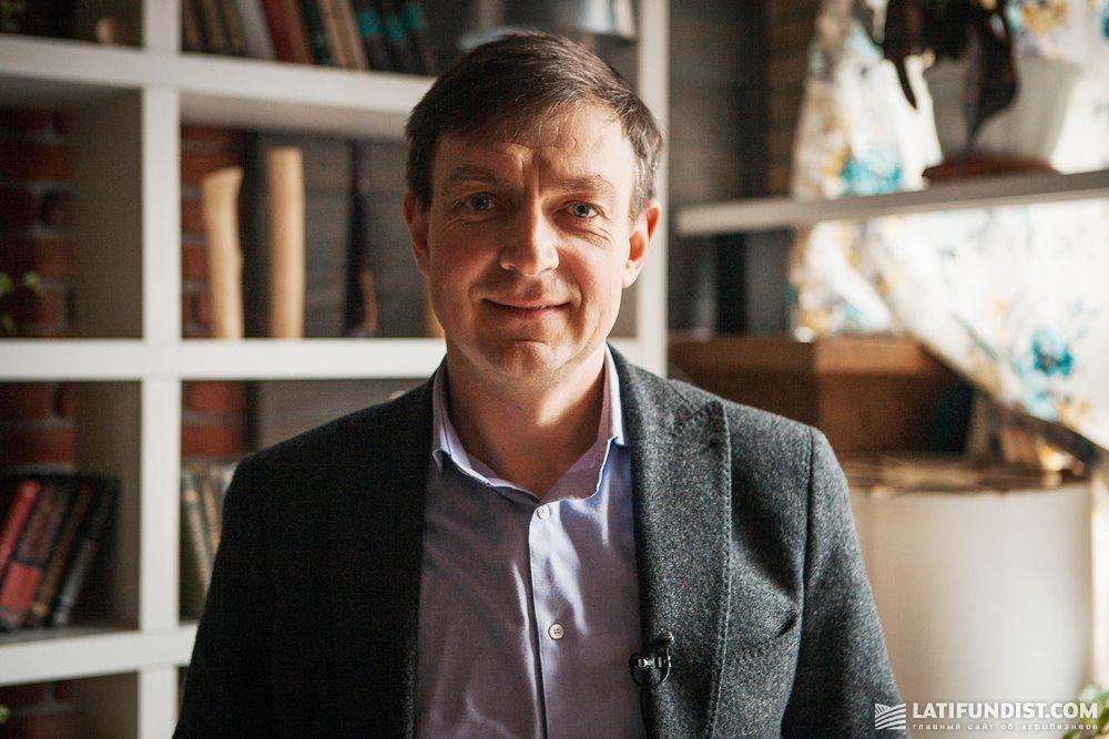 Евгений Радовенюк, президент Барышевской зерновой компании Grain Alliance