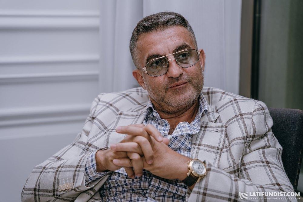 Рафаэль Гороян, собственник и председатель наблюдательного совета группы компаний «Прометей»