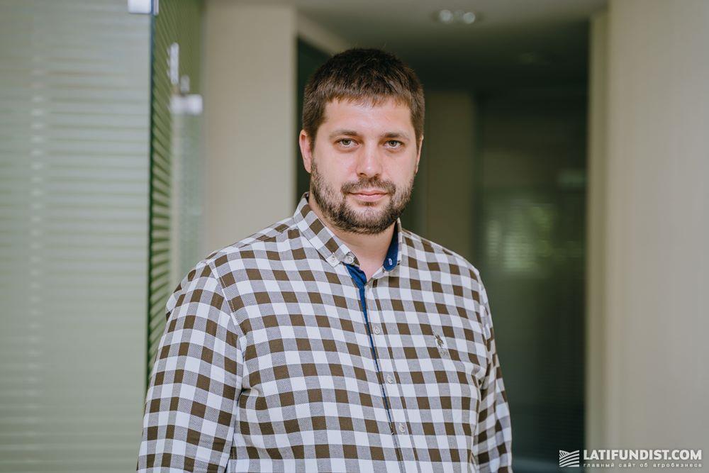 Артем Ремпен, операционный директор компании G.R. Agro