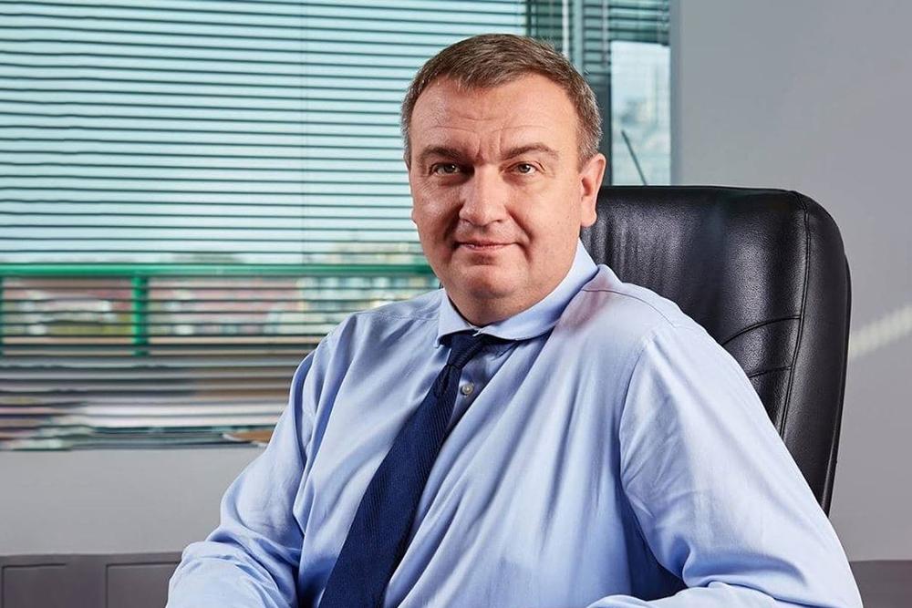 Сергей Булавин, генеральный директор компании AgroGeneration
