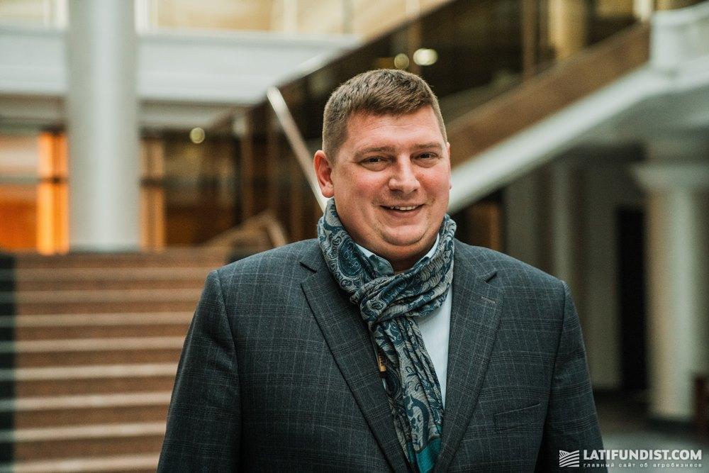 Сергей Сулима, директор компании VITAGRO Nutrition