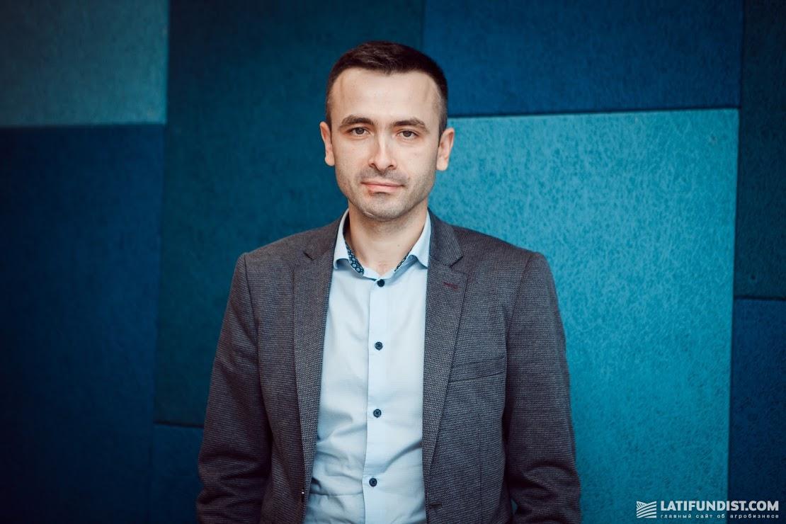 Сергей Доброгорский, директор агродепартамента МХП