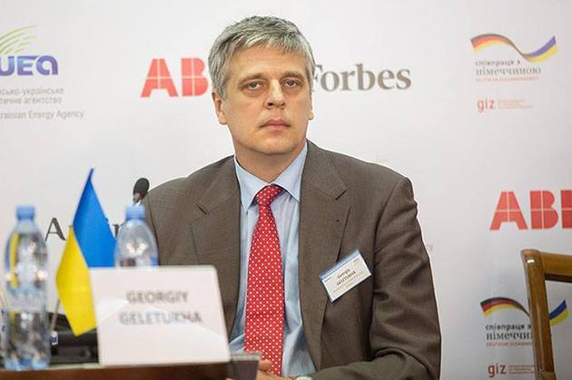 Председатель правления общественного союза «Биоэнергетическая ассоциация Украины» Георгий Гелетуха (фото - Facebook)