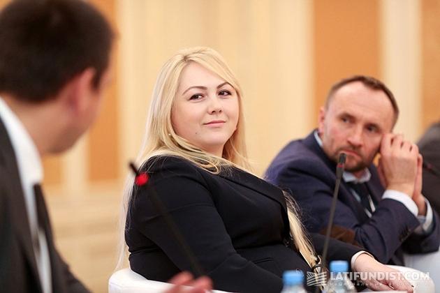 Заместитель главы правления корпорации «Сварог Вест Груп» Инна Метелева