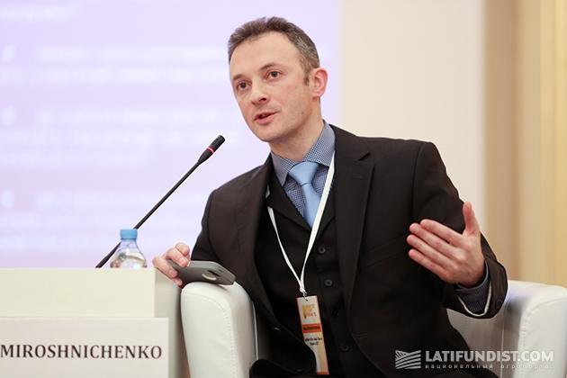 Автор книги «Как экспортировать в ЕС» Олег Мирошниченко