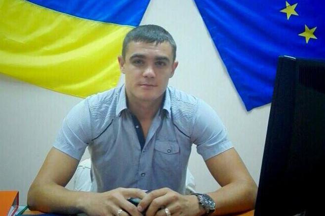 Андрей Сибякин, директор Сквирского филиала ГП «Укрветсанзавод»