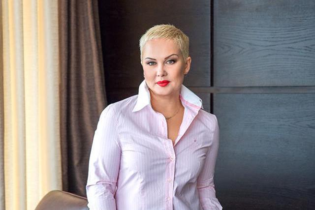 Алина Сыч, генеральный директор «Владимир-Волынской птицефабрики»