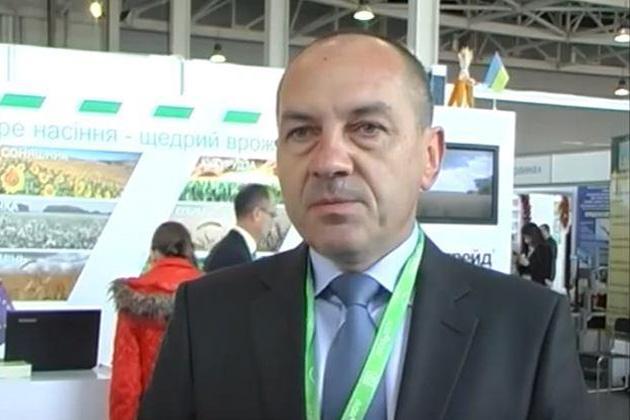 Николай Гринченко, исполнительный директор группы «Агротрейд»