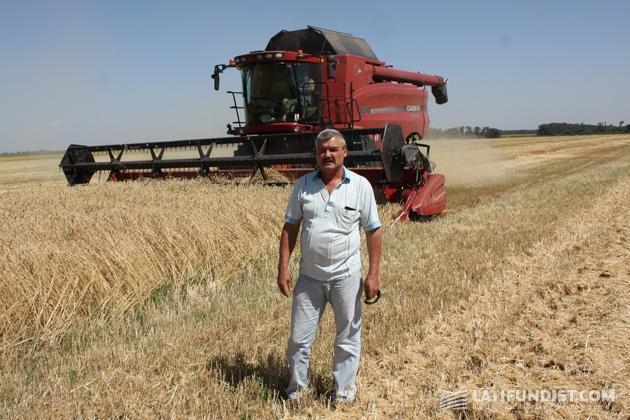 Станислав Подереча, директор агропредприятия «Суворова»