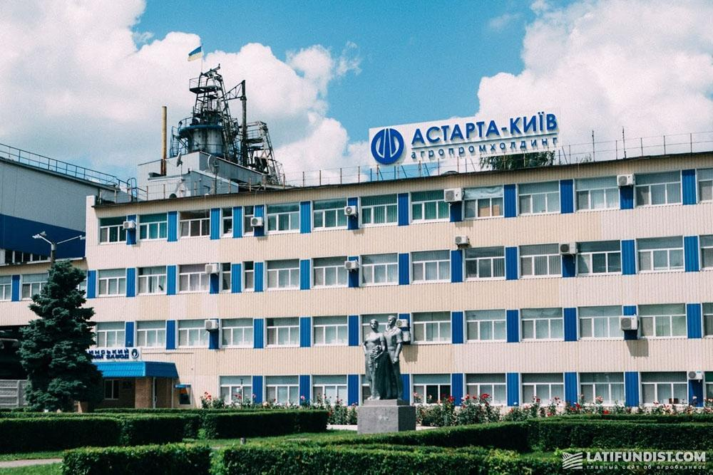 На прошлой неделе агропромхолдинг «Астарта-Киев» опубликовал отчет по результатам деятельности в январе-марте 2018 года