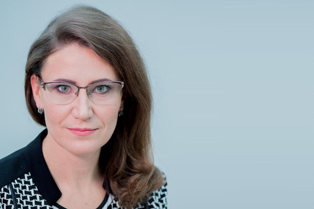 Оксана Кудлай, заместитель руководителя отдела минеральных удобрений компании «Эридон»