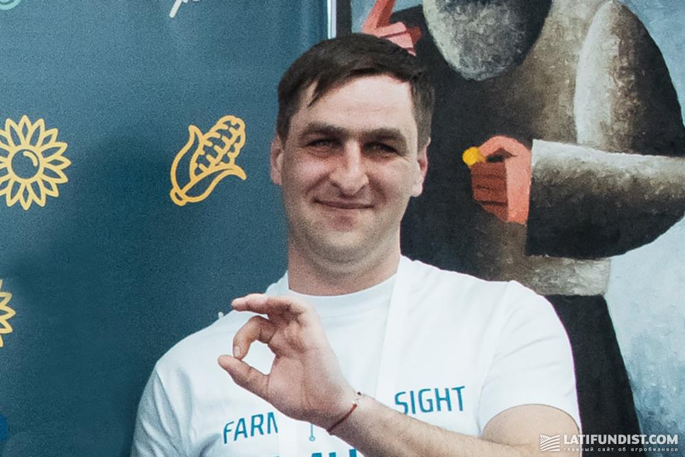 Алексей Скалыга, ведущий агроном группы компаний «Агрейн»