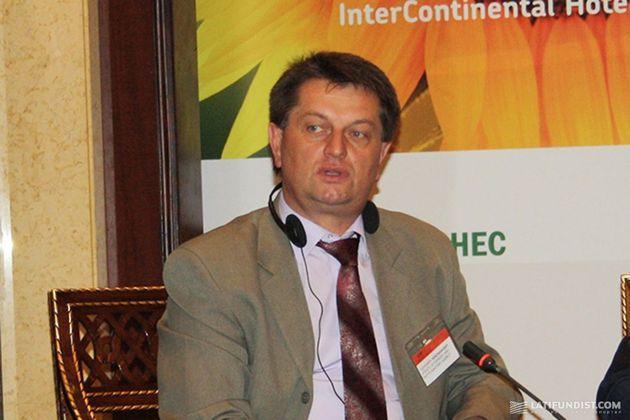 Александр Вержиховский, заместитель главы Государственной ветеринарной и фитосанитарной службы