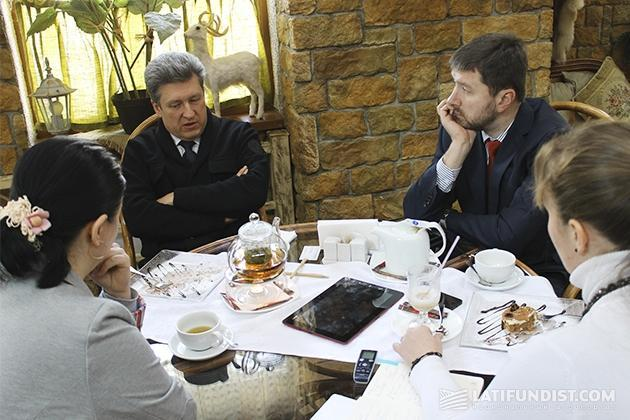 Бизнес-завтрак с Антоном Усовым и Вадимом Бодаевым