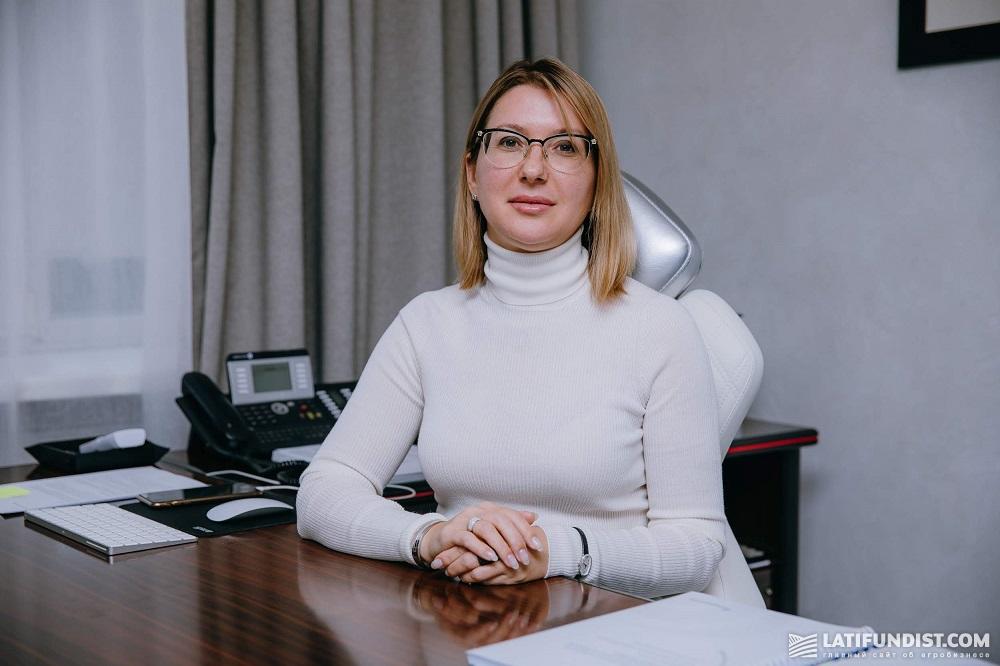 Ирина Марченко, экс-глава ГПЗКУ