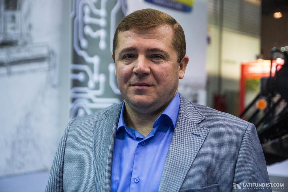 Александр Бондаренко, главный инженер компании «Мироновский хлебопродукт»