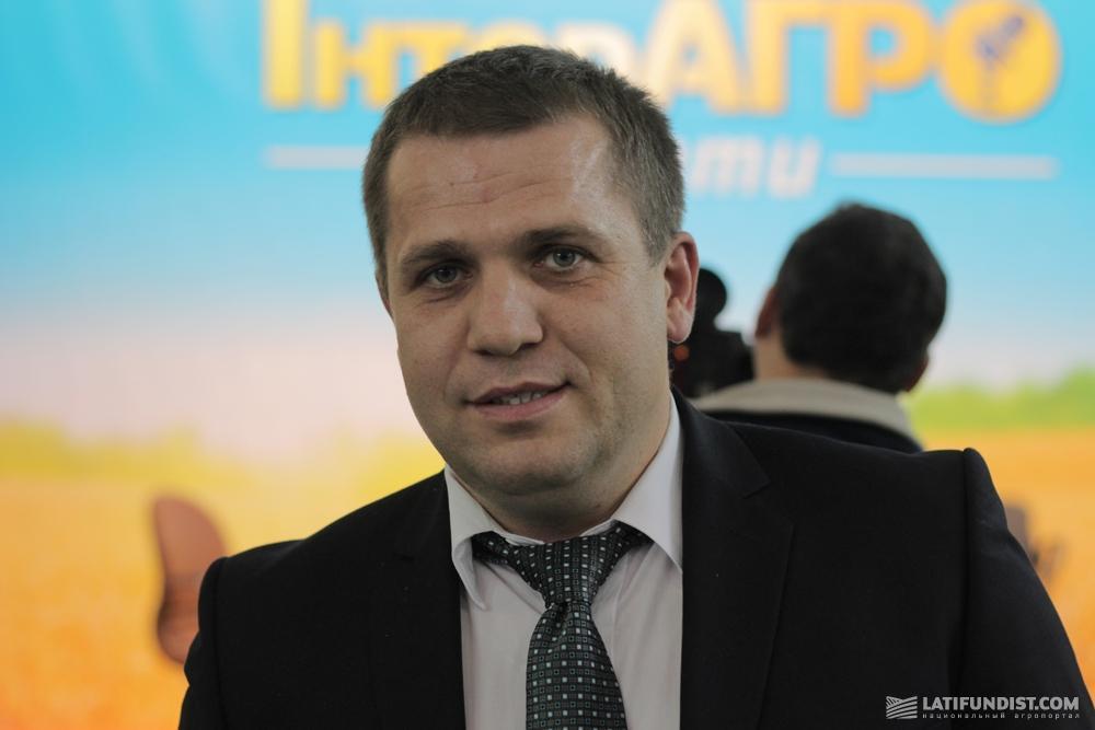 Сергей Иващук, генеральный директор компании «Жемчужина Подолья»