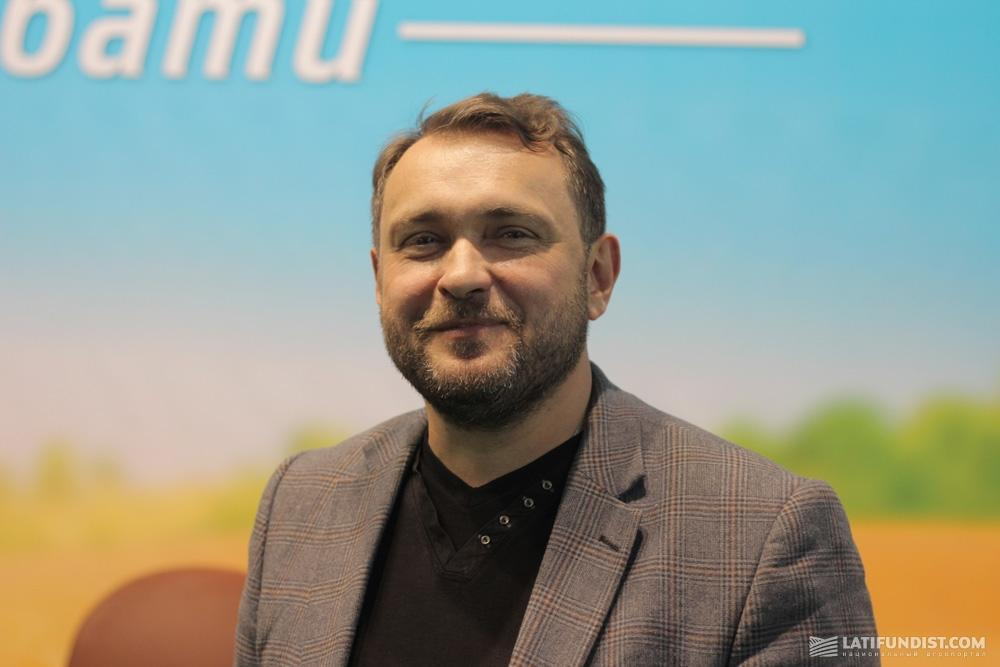 Андрей Душейко, руководитель корпорации «Днипро»