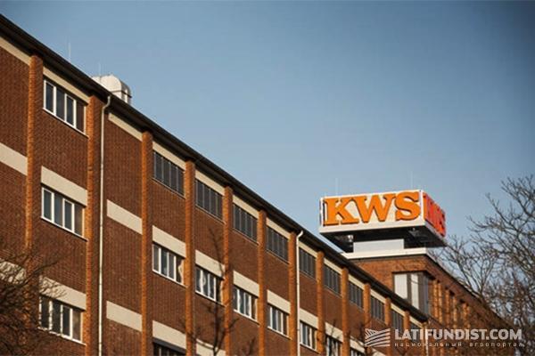 Здание штаб-квартиры компании KWS, г. Айнбек, Германия