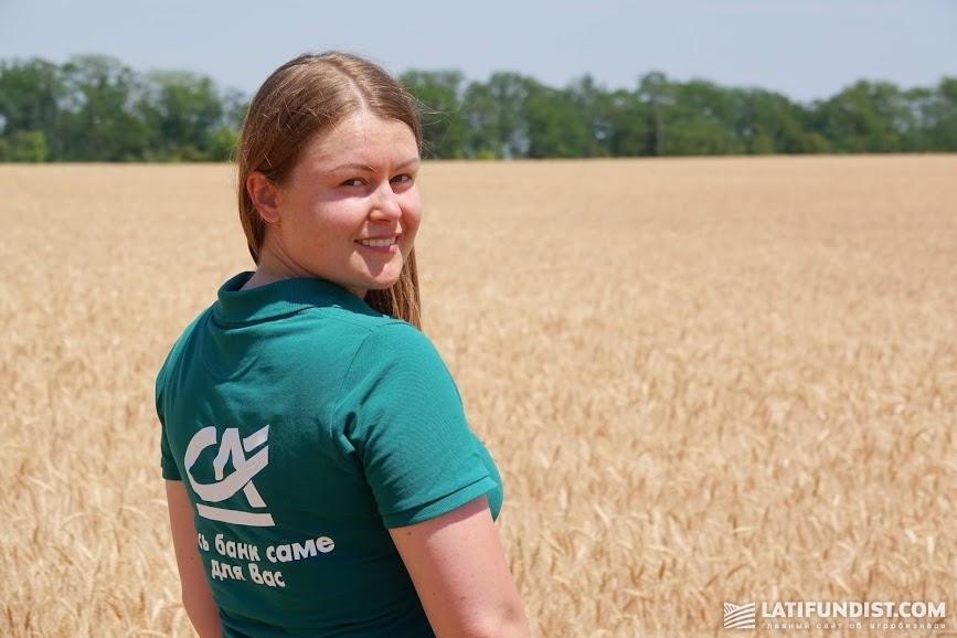Дина Сапич, эксперт по агробизнесу Credit Agricole Bank