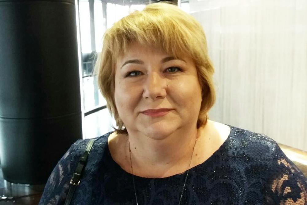 Виктория Абреева, директор Бердянского филиала «Аскет Шиппинг»