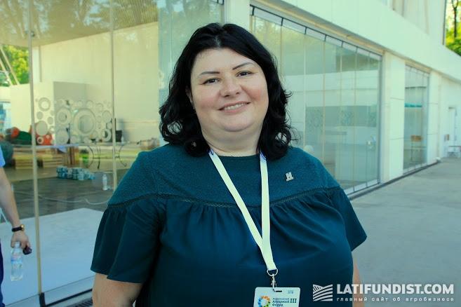 Татьяна Алавердова, директор департамента продаж HarvEast