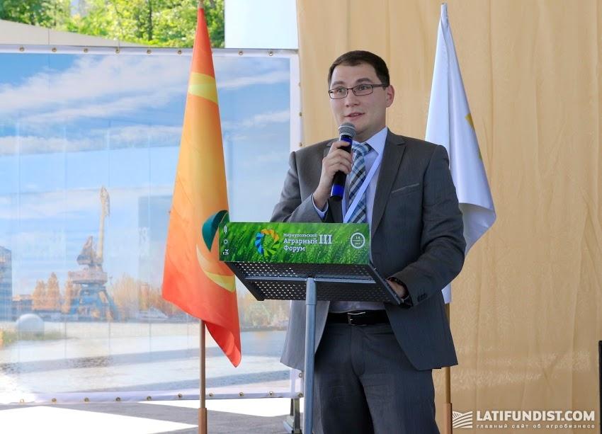 Андрей Шкляр, руководитель экспертного направления «ЦТС-Консалтинг», сопредседатель логистического комитета «Европейской Бизнес Ассоциации»