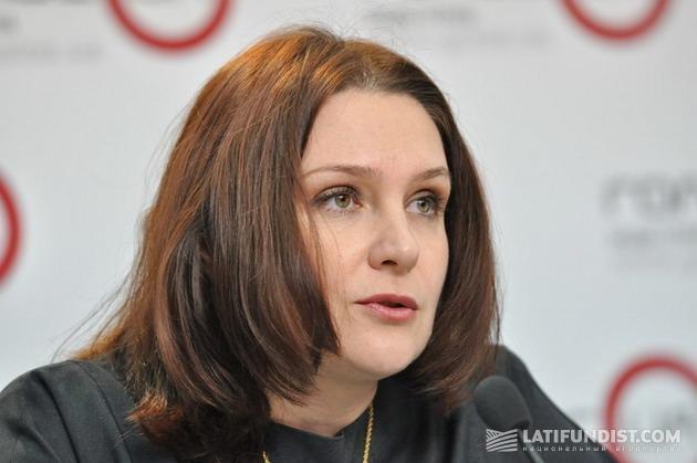 Руководитель аналитического департамента консалтингового агентства «ААА» Мария Колесник