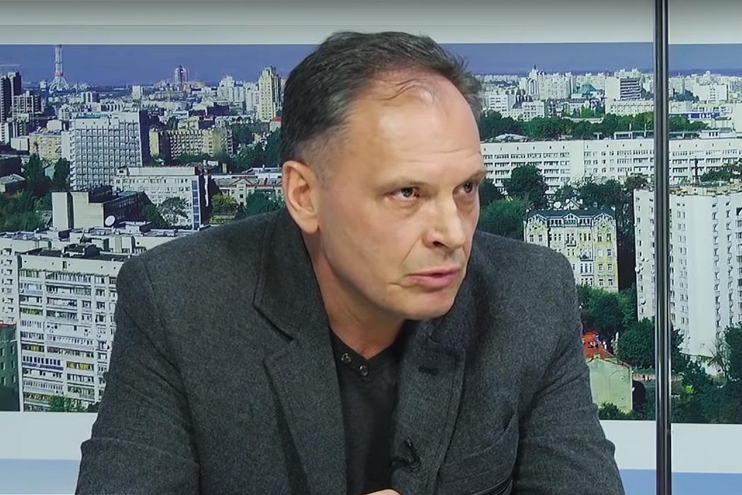 Николай Шмир, учредитель «Подольской агрохимкомпании»