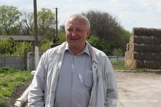 Александр Белоус, главный специалист по животноводству «Мироновский хлебопродукт»