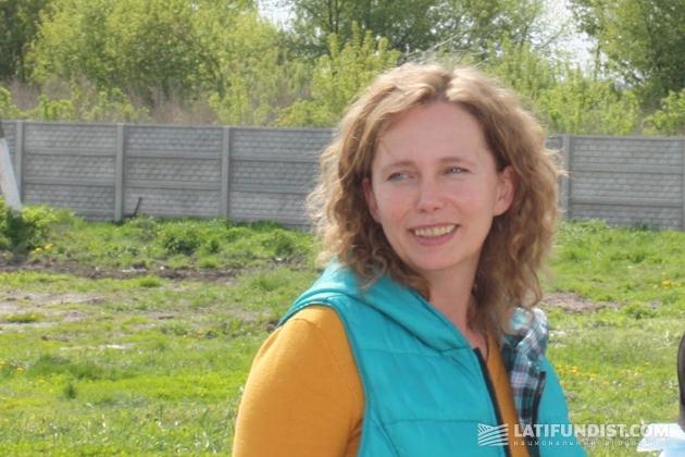 Ольга Бусленко, главный зоотехник «Агрофорт»