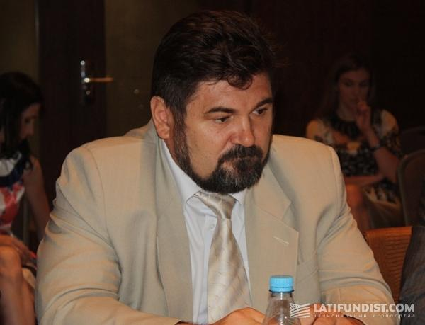 Председатель «Аграрного союза Украины» (АСУ) Геннадий Новиков