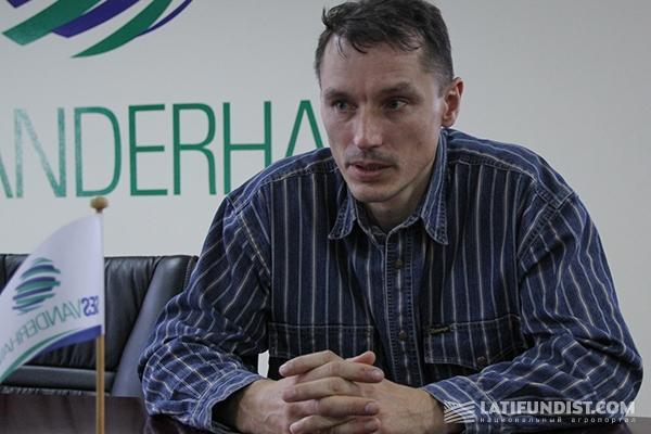 Станислав Марченко, технолог ООО «Сесвандерхаве-Украина»