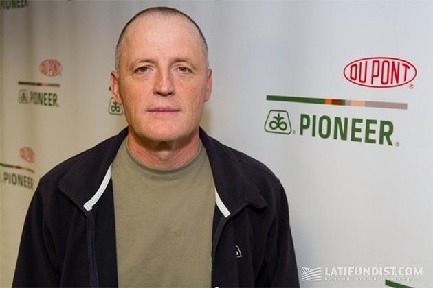 Региональный менеджер по Юго-Западному направлению Украины DuPont Pioneer Григорий Колисниченко