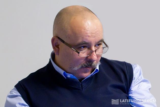 Коммерческий директор DuPont Pioneer Андрей Сможаник